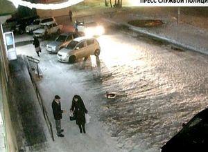 Полиция Саяногорска разыскивает свидетеля ДТП