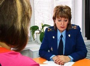 Зам прокурора Саяногорска проведет выездные приемы граждан