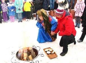 В Саяногорске завершилось основное строительство этнокультурного комплекса «Ымай»