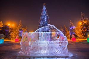 Открытие главной ёлки Хакасии состоится 26 декабря