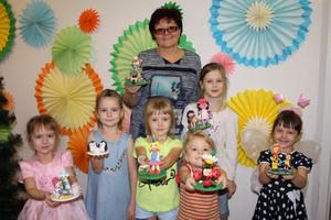 Саяногорский реабилитационный центр принял участие в благотворительной ярмарке
