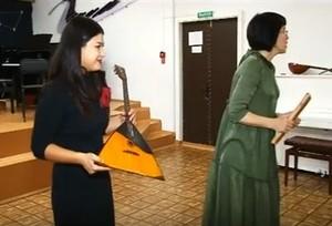 У саяногорских музыкантов появилось 3 новых народных инструмента