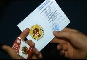 22 саяногорца получили отличительные знаки ГТО