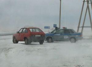 Движение по трассе Абакан – Саяногорск вновь было ограничено