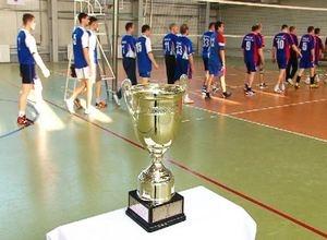 Волейбольный турнир Спартакиады первых руководителей в Саяногорске выиграли «Служащие»