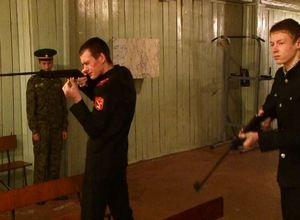 В Саяногорске прошли соревнования по военно-прикладному многоборью