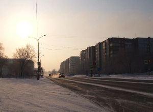 Улицу Ленина Саяногорска ждет капитальный ремонт