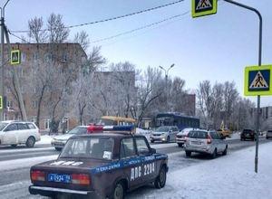 В Саяногорске произошло ДТП