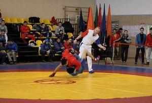 Долаан Ондар представит Хакасию на чемпионате России по самбо