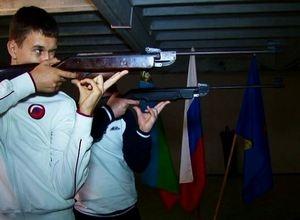 Снайпер из Саяногорска завоевал золотую награду