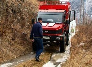 В Саяногорском лесничестве стартовал пожароопасный сезон