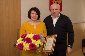 Глава Хакасии посетил с рабочим визитом Саяногорск