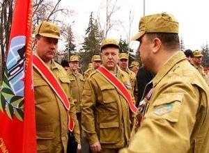 Саяногорцы прошагают на республиканском Параде Победы