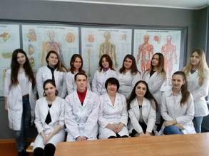 С Международным днём медицинской сестры!