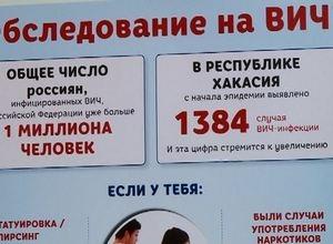 Хакасия вспоминает умерших от ВИЧ инфекции