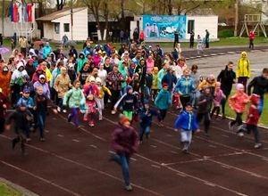В Саяногорске стартовали летние «Пробеги выходного дня»