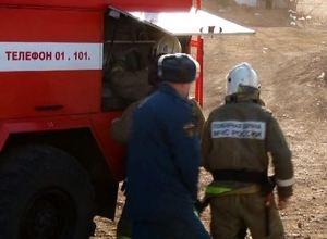Особый противопожарный режим продлен по всей Хакасии
