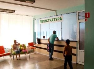 Детская поликлиника Саяногорска меняется для маленьких пациентов