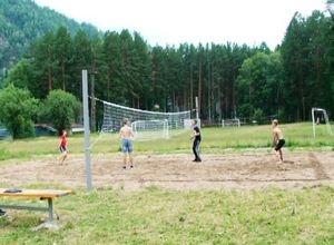 Минтруд проверил пришкольные спортивные площадки в Саяногорске