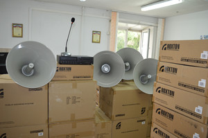 В Хакасии закуплены новые комплексы систем оповещения населения
