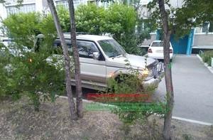 В Саяногорске водитель иномарки сбил шестилетнего ребенка