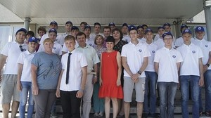 В Хакасэнерго приняли на работу больше 20 студентов