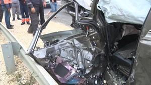 Пассажир провел 4 дня в разбитой машине с мертвым водителем