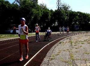 За 10 лет участники «Суточного пробега» в Саяногорске преодолел более 12 тысяч километров