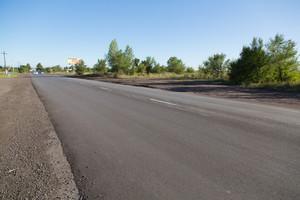 В Черногорске продолжается масштабный дорожный ремонт