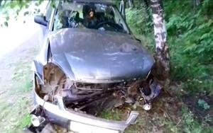 ДТП на трассе Саяногорск-Черемушки унесло жизнь водителя