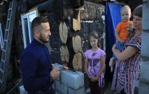 Предприниматель из Саяногорска помог семье погорельцев