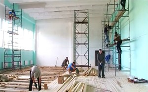 В школе №6 Саяногорска началась приемка кабинетов после ремонта