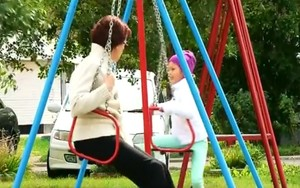 Три новые детские площадки в Саяногорске откроются на следующей неделе