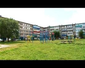 Формирование комфортной городской среды Саяногорска строители закончат в октябре