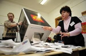 В Хакасии будет второй тур губернаторских выборов