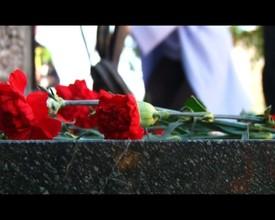 В Саяногорске увековечили имена воинов погибших в локальных конфликтах