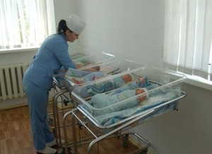 В Хакасии в августе родились 570 младенцев