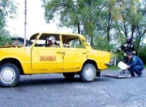 Экстренные службы Саяногорска проверили слаженную работу в момент ДТП