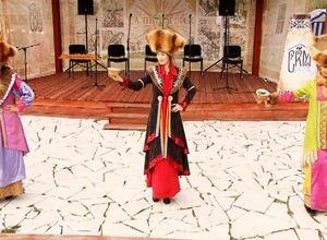 Саяногорск погрузился в тюркскую культуру
