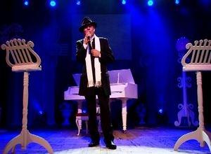 Саяногорский исполнитель Вячеслав Явшев празднует 50-летие творческой деятельности