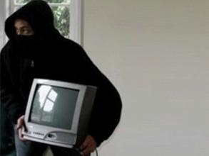 Абаканец украл телевизор из дачного дома в Саяногорске