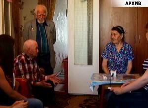 Самому возрастному жителю Саяногорска 99 лет