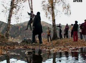 Саяногорские педагоги отметили приближающийся праздник турслетом