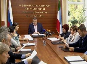 Выборы в Хакасии вновь переносятся?!