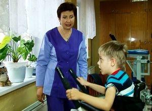 Медсестра из Саяногорского реабилитационного центра лучшая в России