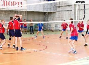 Волейболисты из Черемушек стали третьими в Хакасии