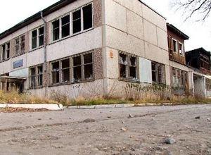 Заброшенный детский сад в Саяногорске продают с молотка