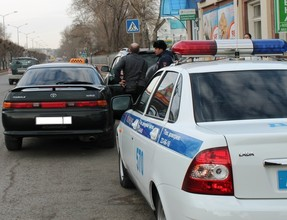 В Хакасии продолжаются проверки нелегальных такси