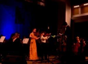 Воспитанницы Саяногорской музыкальной школы блеснули на «большой» сцене