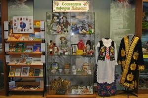 Специальная библиотека Хакасии принимает подарки для своих маленьких читателей